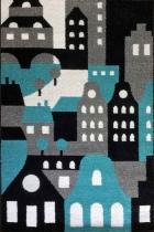 Tapis-Amsterdam-gris-turquoise