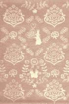 Tapis-lapin-vieux-rose-artforkids