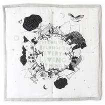 Tapis d\'éveil Forêt - Wee Gallery