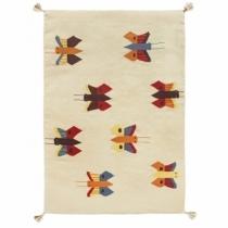 Tapis-ethnique-vintage-papillon