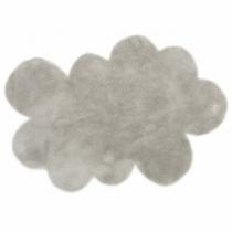 Tapis-chambre-enfant-fourrure-nuage-gris