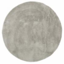 tapis-rond-gris-clair-pile-poil