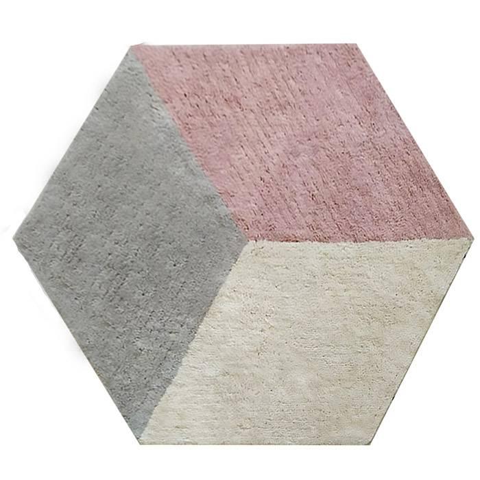 afkliving-tapis-cube-3d-couleur-rose
