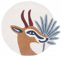 tapis-rond-forme-gazelle-lilipinso