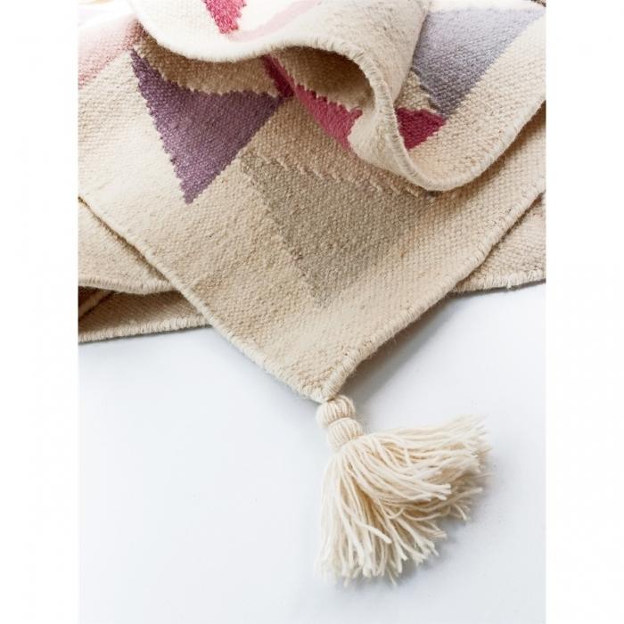 tapis-artforkids-tisse-main-rose