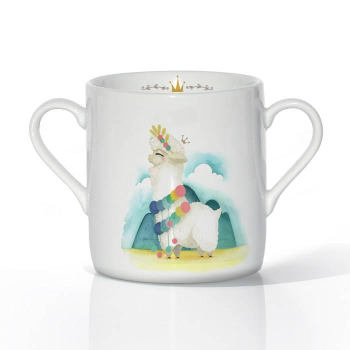 tasse-porcelaine-lama-blanc-gaelle-duval