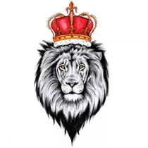 Tatouage-roi-lion-dottinghill