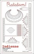deguisement-carton-a-assembler-indienne
