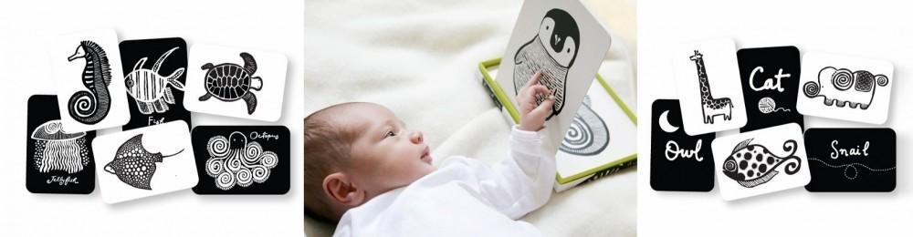 Deco-chambre-enfant-jouet-noir-blanc