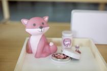 Tirelire-rose-framboise-renard