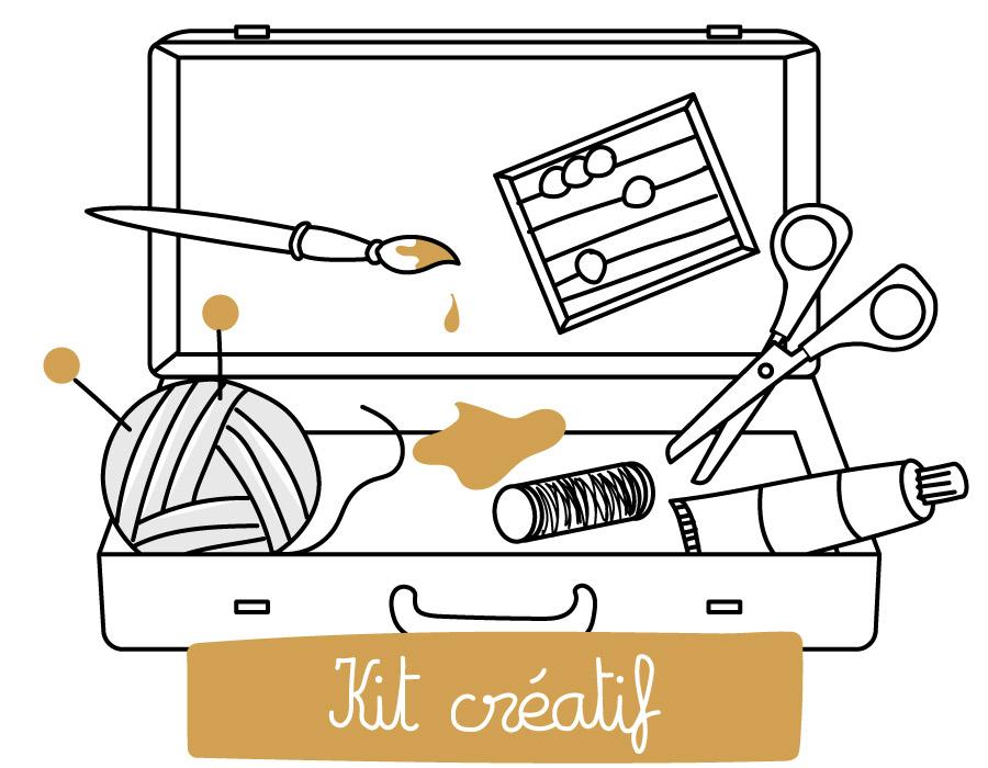 Kit créatifs
