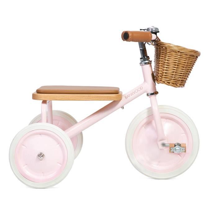 tricycle-vintage-fille-rose-pastel