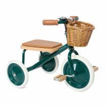 cadeau-enfant-tricycle-banwood-vert