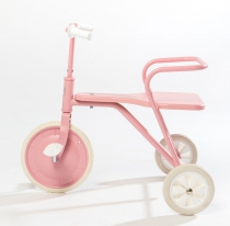 Foxrider-tricycle-metal-rose