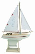 Exceptionnel-voilier-30cm-blanc