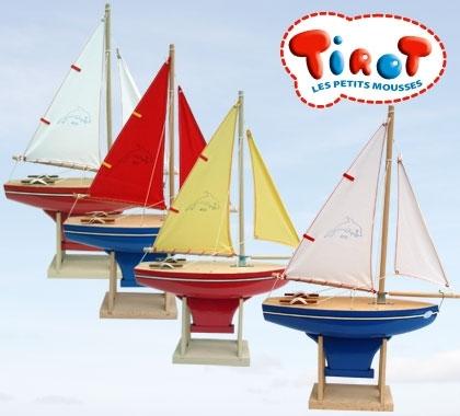 Tirot-voilier-30-cm-toutes couleurs