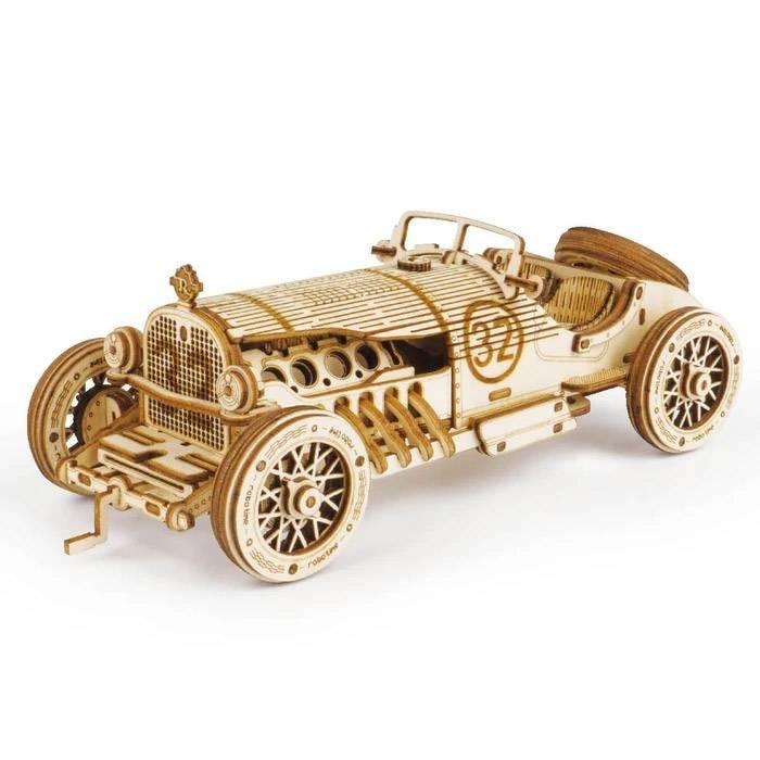 puzzle-3d-robotime-racing-car