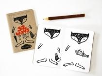 coloriage-cahier-activite-renard