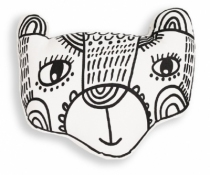 Coussin-ours-noir-blanc-wee-gallery